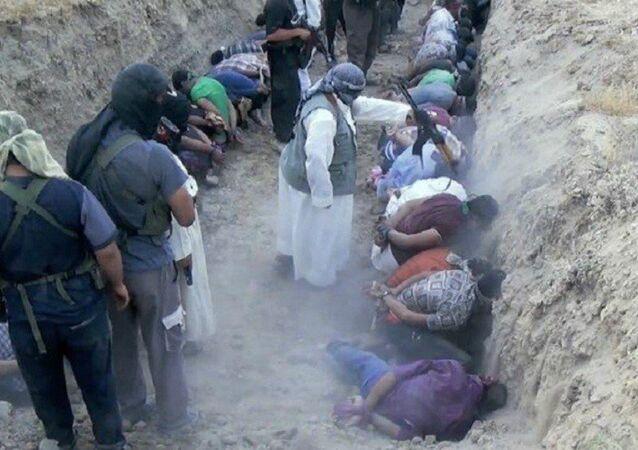 تنظيم داعش ينفذ عمليات إعدام
