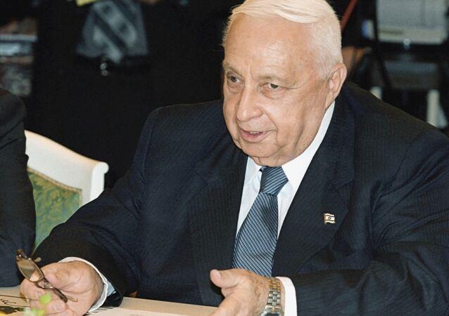 Ex-Israeli Prime Minister Ariel Sharon