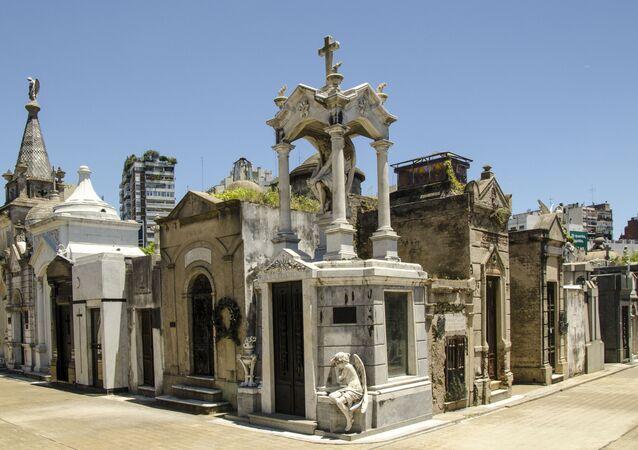 اليوم العالمي للسياحة - مقبرة ريكوليتا في بوينس آيرس، الأرجنتين