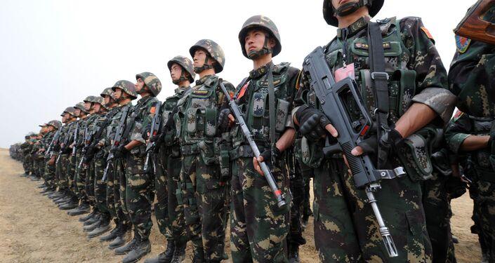 ماذا يحدث إذا هاجم الجيش الصيني تايوان Sputnik Arabic