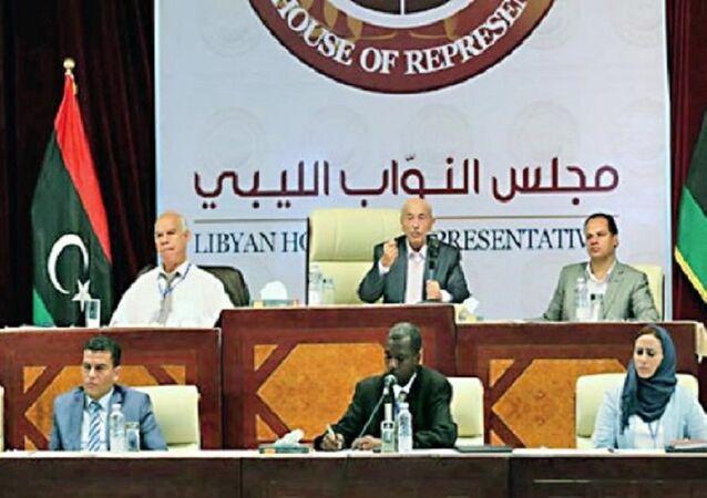مجلس النواب الليبي