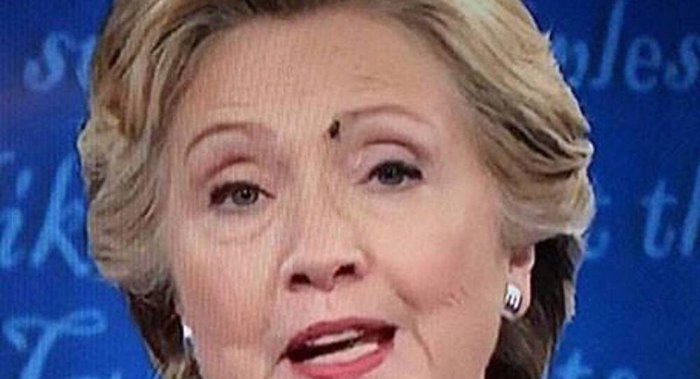 ذبابة هيلاري كلينتون