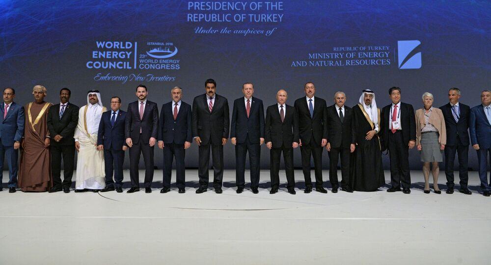 زيارة الرئيس فلاديمير بوتين إلى اسطنبول، تركيا