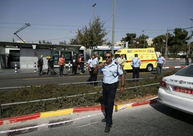 إسرائيل تزعم اعتقال فلسطيني خطط لتنفيذ عملية تفجيرية بالقدس