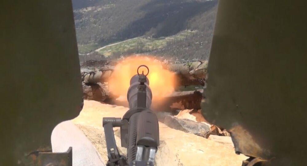 هكذا أفشل الجيش السوري هجوم المسلحين على ريف اللاذقية