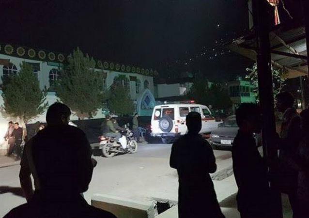 كابول - هجوم على مركز شيعي