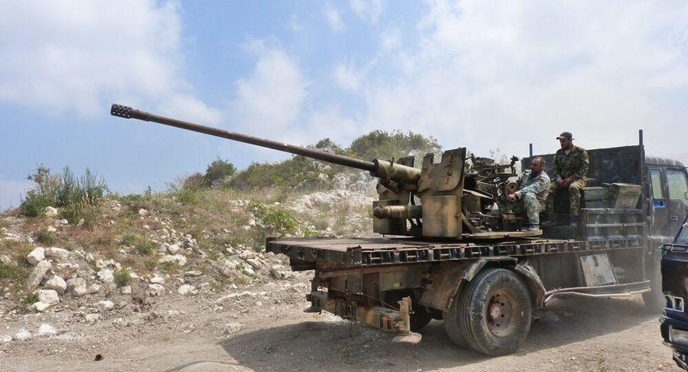 الجيش السوري في حلب