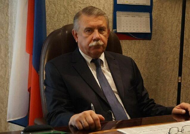 السفير الروسي في بغداد