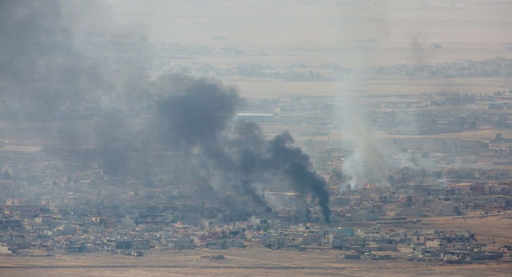 عملية تحرير الموصل العراقية