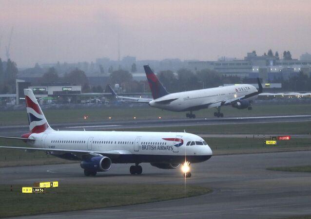 الخطوط الجوية البريطانية