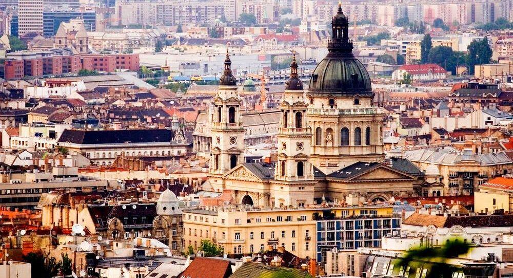 بانوراما لعاصمة المجر، بودابست
