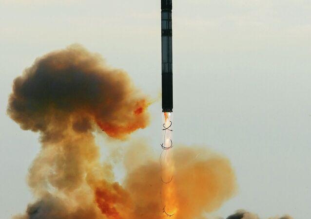 صاروخ نووى روسي