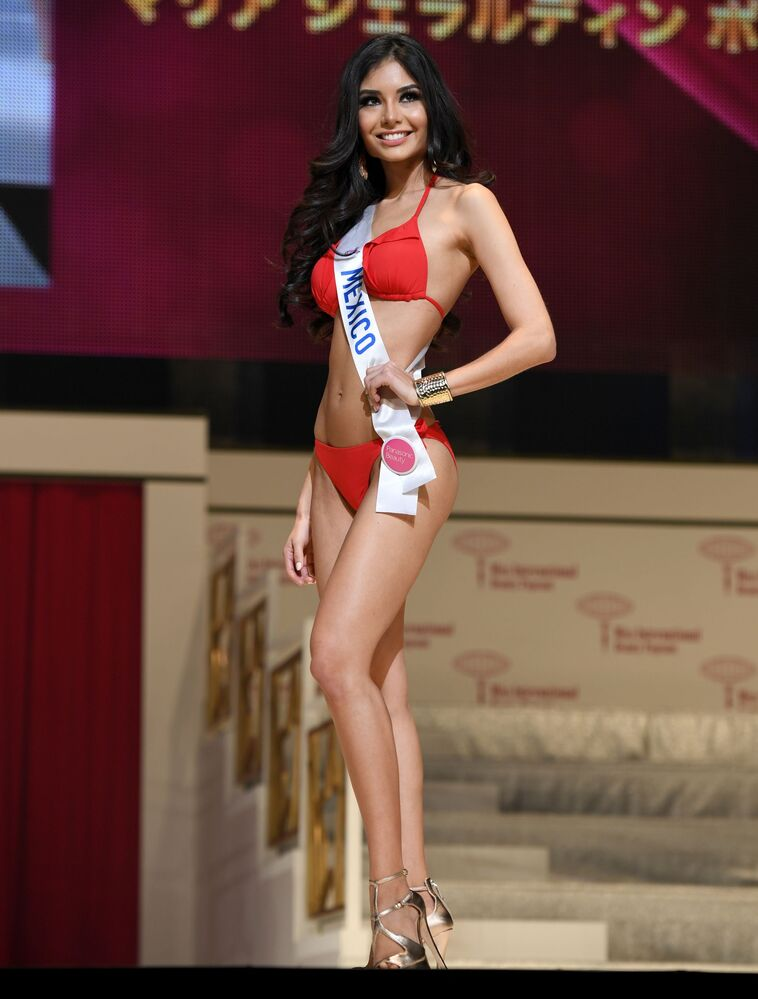 ملكة جمال المكسيك