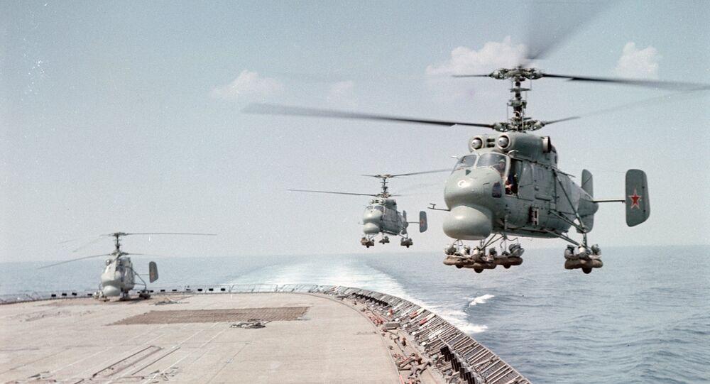 طائرة هليكوبتر روسية