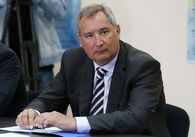 نائب رئيس الوزراء دميتري روغوزين