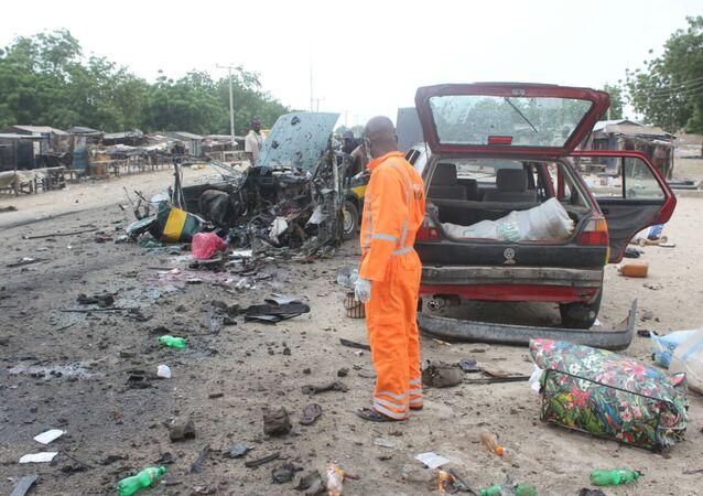تفجير في نيجيريا - أرشيفية