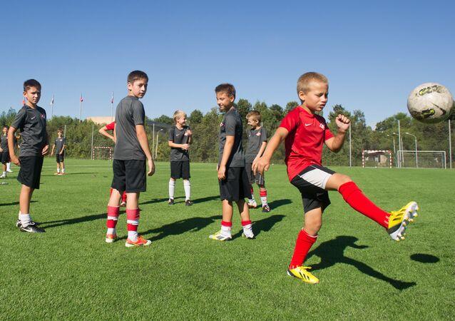 مدرسة سبارتاك لكرة القدم