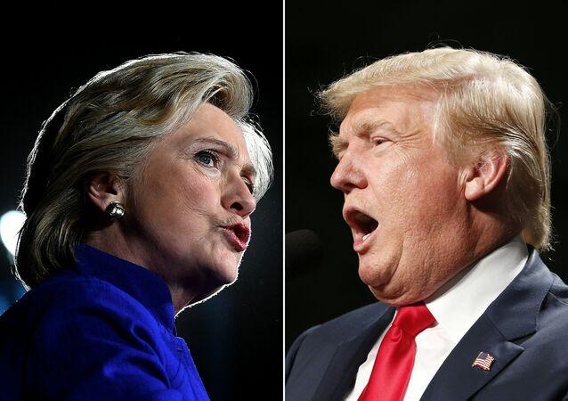الانتخابات الرئاسية في الولايات المتحدة: كلينتون ضد ترامب
