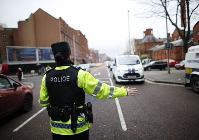 الشرطة الإيرلندية