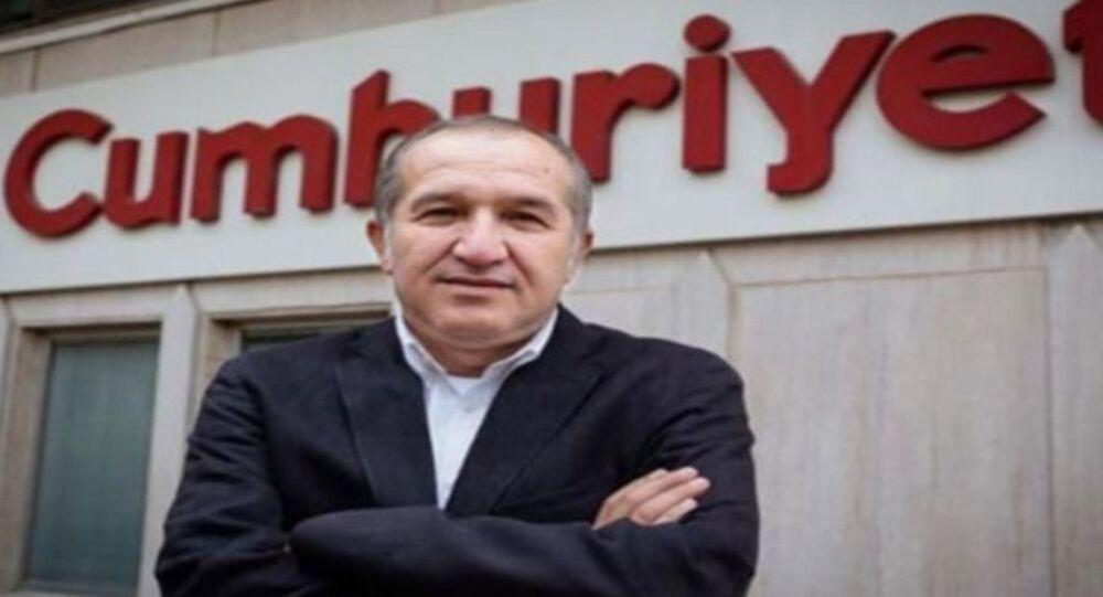 رئيس تحرير صحيفة جمهورييت التركية