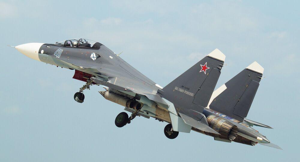 مقاتلة سو-30إس إم