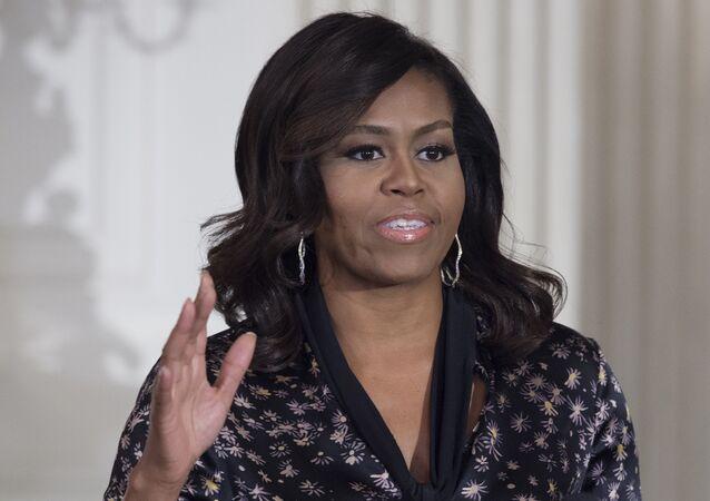 السيدة الأولى ميشيل أوباما