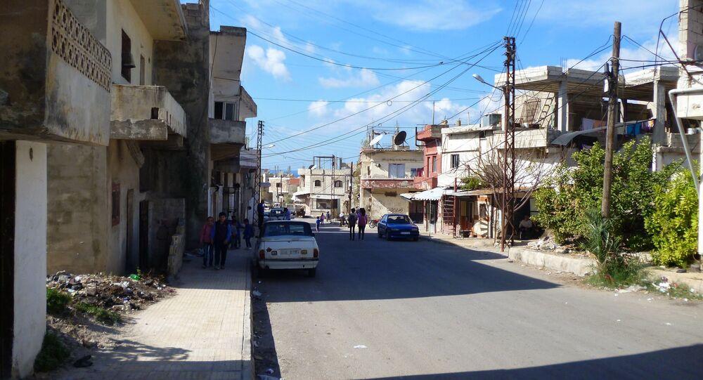 قرى اللاذقية