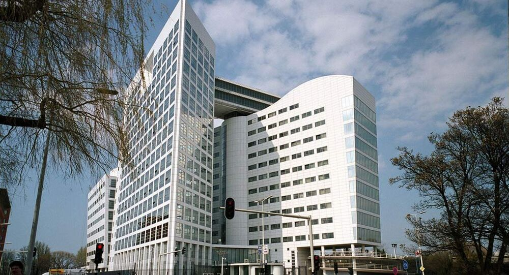 محكمة الجنايات الدولية