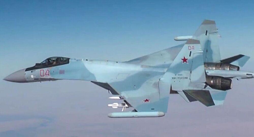 مقاتلة سو-30
