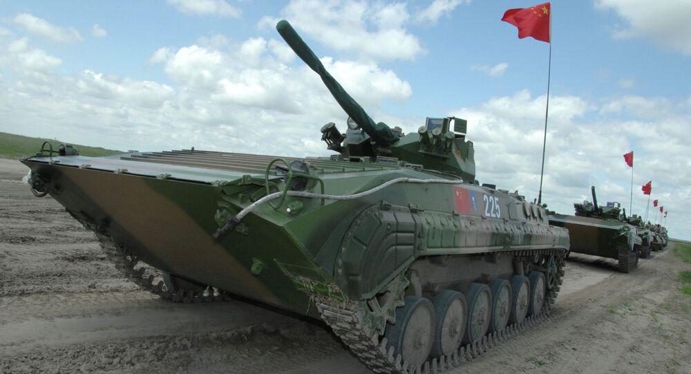 الجيش الصيني