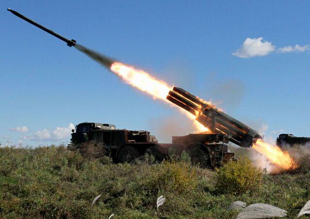 أنظمة الصواريخ الروسية بي إم-27