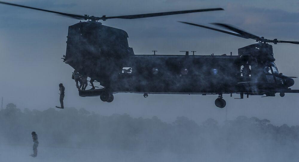 مروحية إم إتش-47 تشينووك