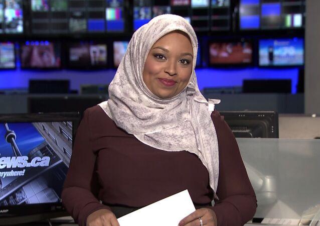 الصحفية الكندية جينيلا ماسا