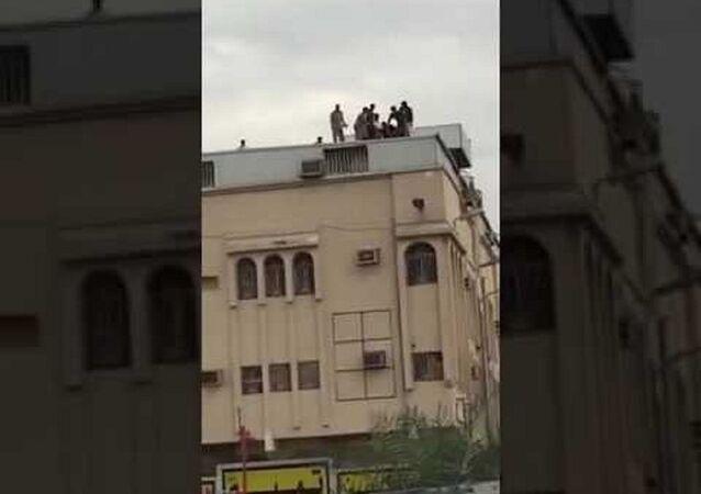 عملية انتحار في السعودية