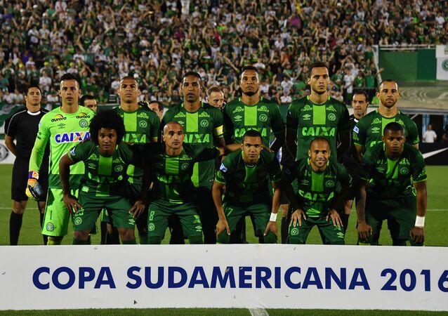 النادي البرازيلي الذي تحطمت طاترة ركاب مع لاعبيه