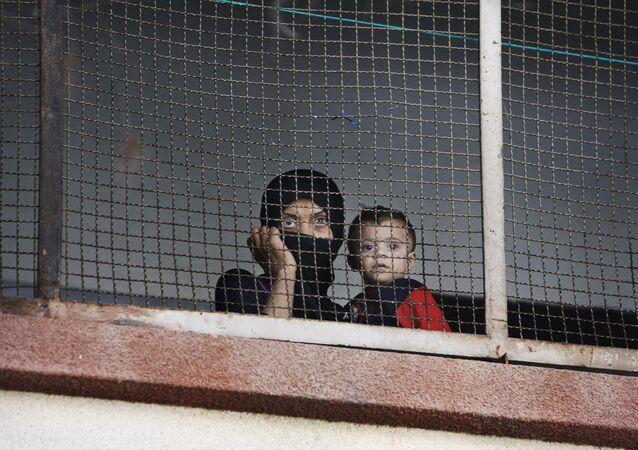 الحرب في سوريا تزيد من حالات العنف ضد المرأة