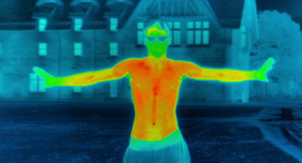 فقدان الجسم للحرارة