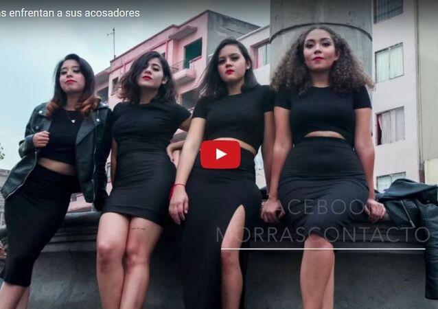 فتيات من المكسيك