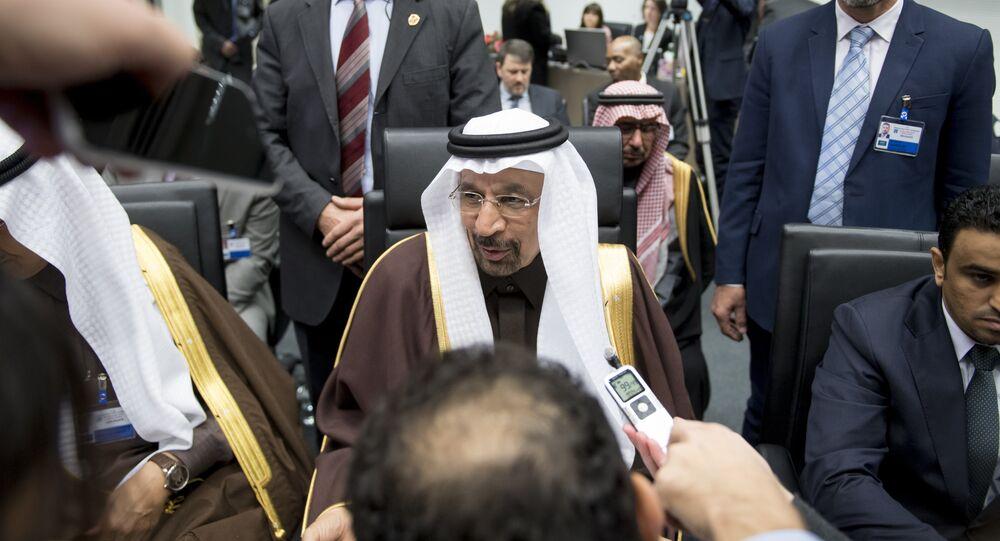 وزير الطاقة السعودي، خالد الفالح