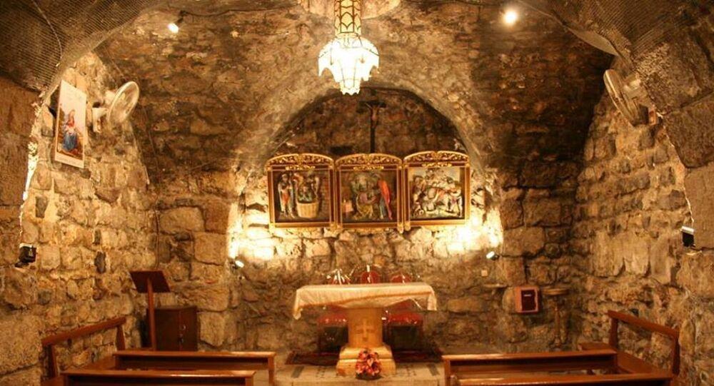 كنيسة دمشقية