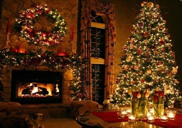 شجرة الكريسماس