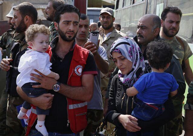 الهلال الأحمر في سوريا
