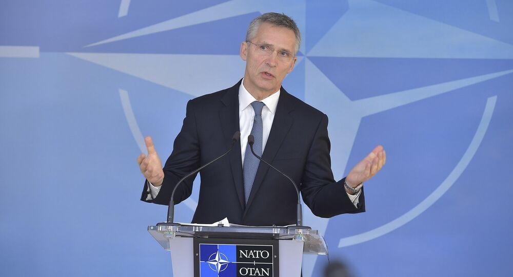 الأمين العام حلف شمال الأطلسي ينس ستولتنبرغ
