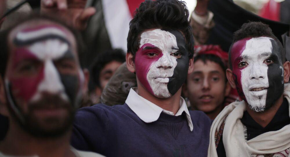 اليمنيون في ذكرى تقسيم بريطانيا اليمن