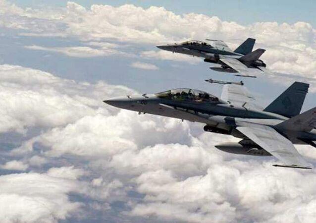 البحرية الأمريكية تعلن مقتل أحد طياريها في اليابان