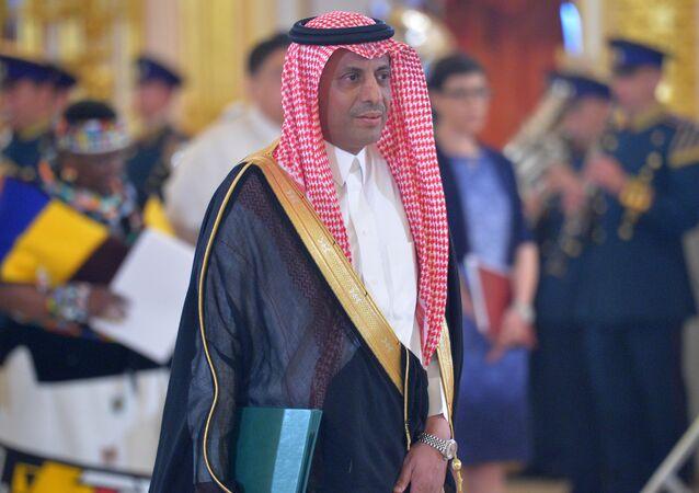 السفير السعودي لدى موسكو