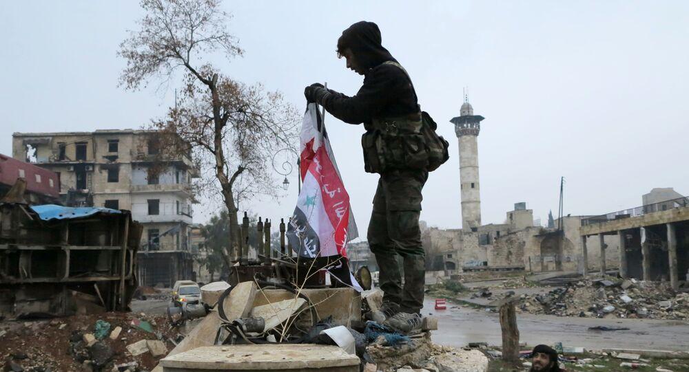 الجزء الشرقي من حلب