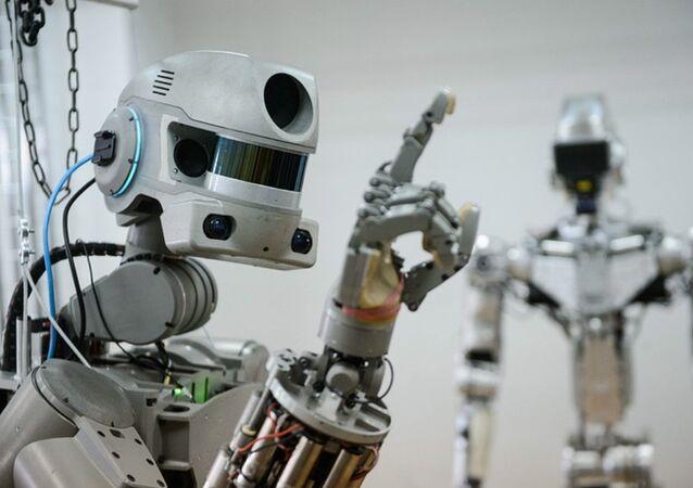 الروبوت فيودر