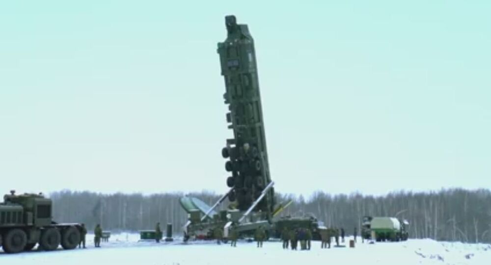صواريخ يارس النووية