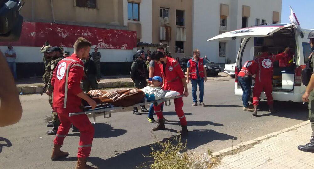 إجلاء المدنيين في حلب